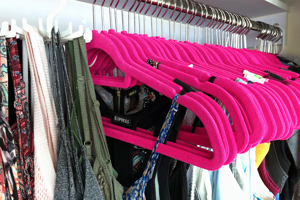 20 Brilliant Closet Organization Hacks That Will Change Your Life
