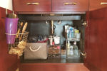 bathroom organization right cabinet general